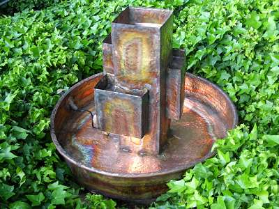 Copper Fountains -  Baker
